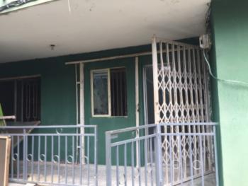 Standard Two Bedroom Flat, Ayo Alabi Road Okeira, Ogba, Ikeja, Lagos, Flat / Apartment for Rent