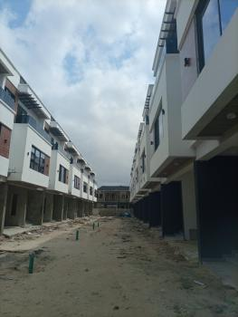 4 Bedroom, Ologolo Road, Agungi, Lekki, Lagos, Terraced Duplex for Sale