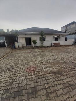 About 300sqm with Bungalow, Soluyi, Gbagada, Lagos, Detached Bungalow for Sale