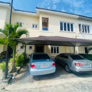 3 Bedrooms Terraced Duplex with Bq, Ikate Elegushi, Lekki, Lagos, Terraced Duplex for Sale