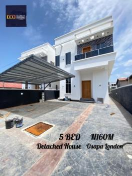 5 Bedroom Detached House, Osapa London, Lekki, Lagos, Detached Duplex for Sale
