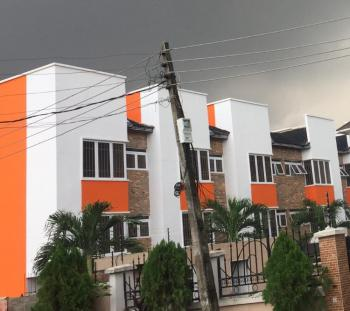 Brand New 4 Bedrooms Terraced Duplex with Bq, Omole Phase 1, Ikeja, Lagos, Terraced Duplex for Sale