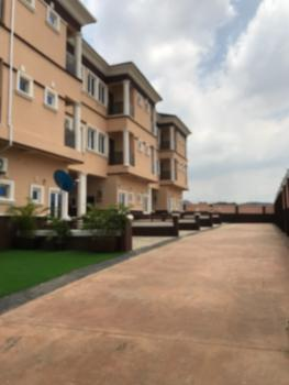 a Tastefully Finished Serviced 4 Bedroom Terrace Duplex with 1 Room Bq, Jahi, Abuja, Terraced Duplex for Sale
