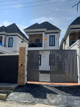4 Bedroom Fully Detached Duplex with Bq, Behind Mega Chicken, Ikota, Lekki, Lagos, Detached Duplex for Sale
