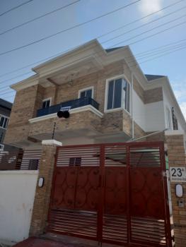 5 Bedroom Fully Detached Duplex with Bq, Behind Mega Chicken, Ikota, Lekki, Lagos, Detached Duplex for Sale