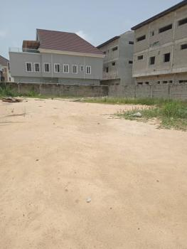 Land Measuring at 850 Sqm. Corner Piece, Berra Estate, Chevron Drive, Lekki, Lagos, Land for Sale