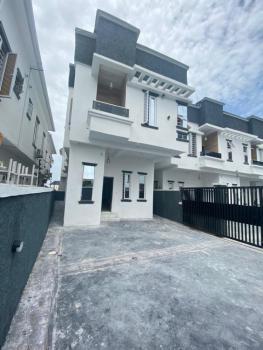 Newly Built Fully Serviced 4 Bedroom Detached Duplex, Chevron, Lekki, Lagos, Detached Duplex for Sale