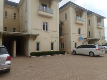 Service 4 Bedroom Terraced Duplex with 1room Bq , Generator, Ac, Jabi, Abuja, Flat / Apartment for Rent