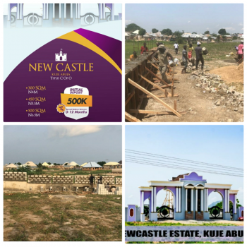 Land with Free Payment for 1 Year, Newcastle Estate, Kuje Express, Kuje, Abuja, Residential Land for Sale