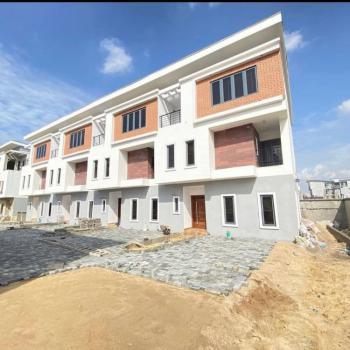 Fully Serviced Decently Built 4 Bedrooms Terraced Duplexes, Ikate, Lekki, Lagos, Terraced Duplex for Sale