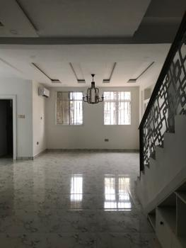 Brand New Diplomatic 5 Bedroom Serviced Terrace Duplex in an Estate, Diplomatic Zone, Katampe Extension, Katampe, Abuja, Terraced Duplex for Rent