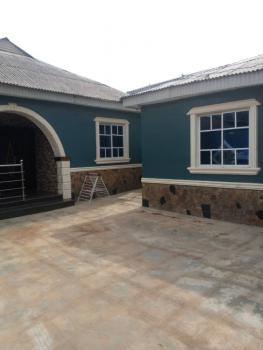 Standard 2 Bed Flat & a Room Self-contained in a Self Compound, Off Diya Street, Alakuko, Ifako-ijaiye, Lagos, Detached Bungalow for Rent