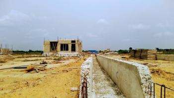 Buy and Build Estate Land with Approved Government Title, Lake View Estate,, Sangotedo, Ajah, Lagos, Residential Land for Sale