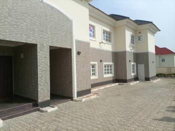 Supper Finished 4 Bedrooms Semi Detached Spacious Duplex with Bq, Katampe Extension, Katampe, Abuja, Semi-detached Duplex for Rent