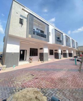Luxury 3 Bedrooms Terraced Duplex, Orchid, Second Toll Gate, Lekki Expressway, Lekki, Lagos, Terraced Duplex for Sale