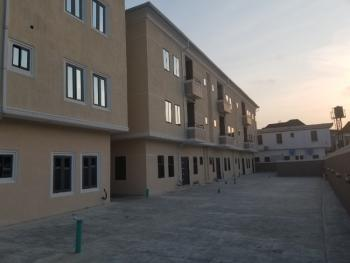 Newly Built 4 Bedroom Terrace Duplex with a Room Bq, Orchid Road Tollgate, Lekki Phase 2, Lekki, Lagos, Terraced Duplex for Rent