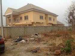 5 Bedroom Detached Duplex with 2 Bedroom Bq, Army Residential Estate, Kurudu, Abuja, Detached Duplex for Sale