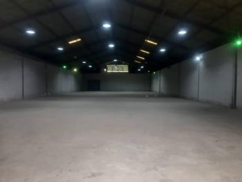 3 Bay Warehouse ( Self Compound ) Measuring 30,000 Sq Ft, Guiness Road, Off Acme Road, Ogba, Ikeja, Lagos, Warehouse for Rent