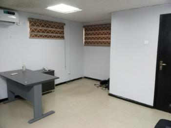 Well Partitioned Office Space Measuring 90 Sqm, Along Allen Avenue, Allen, Ikeja, Lagos, Office Space for Rent