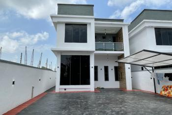 Brand New 5 Bedroom Detached House with Swimming Pool and Bq, Ajah, Lagos, Detached Duplex for Sale