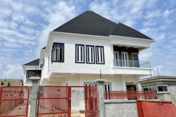 Brand New 5 Bedrooms Detached House with Boys Quarter, Chevron Tollgate, Lekki, Lagos, Detached Duplex for Sale