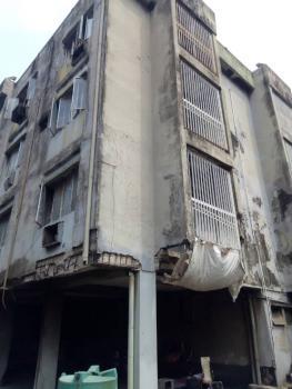 Old Demolishable Building, Alaka Estate, Surulere, Lagos, Block of Flats for Sale