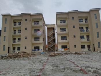 Newly Built Spacious Serviced  3 Bedrooms Flat with Bq, United Estate, Sangotedo, Ajah, Lagos, Block of Flats for Sale