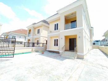 Brand New 5 Bedroom Detached House, Pinnock Estate, Osapa, Lekki, Lagos, Detached Duplex for Sale
