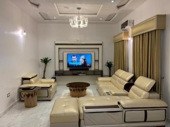 Fully Furnished 4 Bedrooms Shared Apartment, Orchid Road, Lekki Phase 2, Lekki, Lagos, Mini Flat for Rent