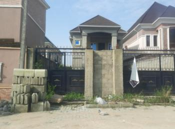 85% Completed 4 Bedroom Detached Duplex with 2 Nos of 2 Bedroom Flat, Grandmate Bus Stop, Ago Palace, Isolo, Lagos, Detached Duplex for Sale