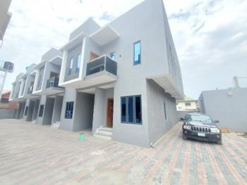 Brand New 4 Bedroom Terraced with 24 Hours Electricity, Agungi, Lekki, Lagos, Terraced Duplex for Rent
