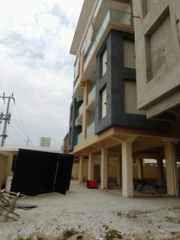 Newly Built 2 Bedroom Apartment with  S/pool, Gym, Lekki Phase 2, Lekki, Lagos, Block of Flats for Sale