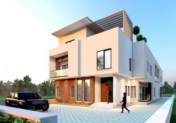 Luxury 5 Bedroom Terrace House, Cowrie Creek Estate, Nicon Town, Lekki, Lagos, Terraced Duplex for Sale