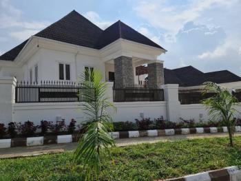 Iconic & Crispy 5 Bedroom Detached Duplex with Bq, Off Hassan Musa Kastina Street, Asokoro District, Abuja, Detached Duplex for Rent