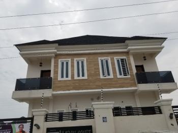 Newly Built 4 Bedroom Semi Detached Duplex in a Secured Estate, Orchid Road, Lekki Phase 2, Lekki, Lagos, Semi-detached Duplex for Rent