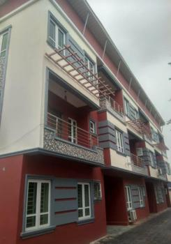 Top Notch 4bedroom Duplex on Two Floors Only 3 Units in Compound, Cannan Estate After Lagos Business School Before Blenco, Ajah, Lagos, Terraced Duplex for Rent