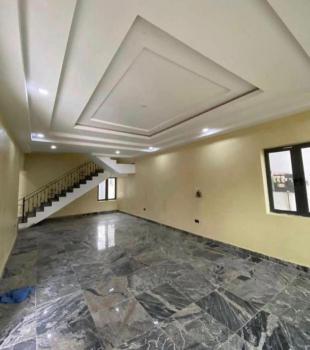 Spacious 4 Bedroom Terrace Duplex with Bq, Guzape District, Abuja, Terraced Duplex for Sale