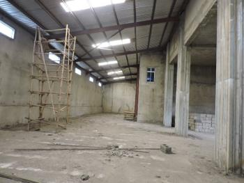 Warehouse with Open Plan Office Spaces on Land Measuring 2000sqm, Ogba Industrial Scheme, Ogba, Ikeja, Lagos, Commercial Property for Sale