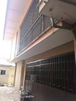 Well Structured 4 Units of 3 Bedroom Flats in a Gated Street, Off Adelabu Street, Masha, Surulere, Lagos, Block of Flats for Sale