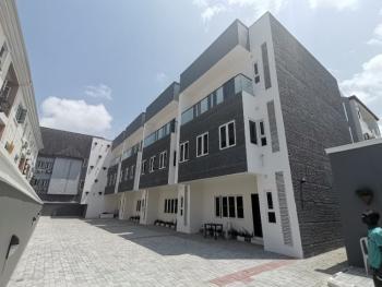 Magnificently Finished 4 Bedroom Terrace Duplex, Gated Estate, Ikate Elegushi, Lekki, Lagos, Terraced Duplex for Rent