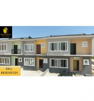 Luxury 2 Bedrooms Terraced Duplex, Oribanwa, Ibeju Lekki, Lagos, Terraced Duplex for Sale