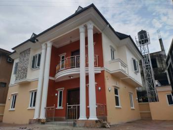 Brand New 5 Bedroom Duplex in a Gated Estate, Rumuibekwe Housing Estate, Port Harcourt, Rivers, Detached Duplex for Sale