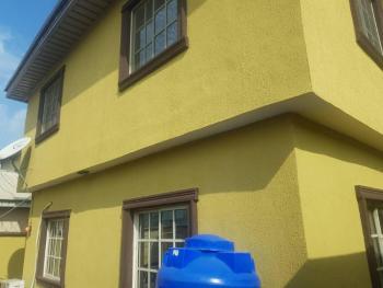 4 Units of 2 Bedroom Flat on a Full Plot of Land, Iyana Ipaja, Ipaja, Lagos, Block of Flats for Sale