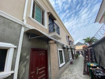 Well Structured 2 Bedroom Terrace House, Agungi, Lekki, Lagos, Terraced Duplex for Rent