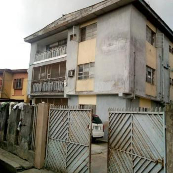 a Block of 6 Units of 3 Bedroom Flat with Bq on 696sqm, Aguda, Surulere, Lagos, Block of Flats for Sale