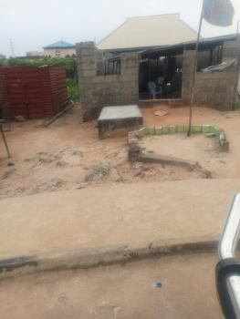 a Small Piece of Land on an Interlocked Street, Oshogun, Alapere, Ketu, Lagos, Residential Land for Sale