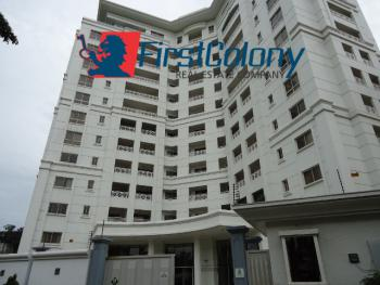 Luxury 3 Bedroom Apartment with State-of-the-art Facilities, Off Bourdillon Road, Old Ikoyi, Ikoyi, Lagos, Flat / Apartment for Rent