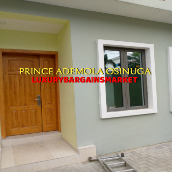 Direct Cash Ready Clients - Newly Built 4 Bedroom Semi Detached House, Parkview, Ikoyi, Lagos, Semi-detached Duplex for Rent