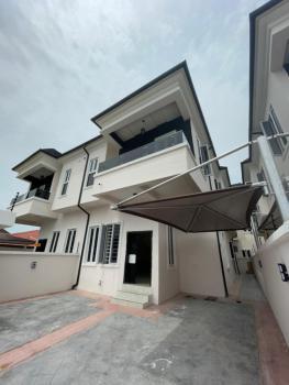 Luxury 4 Bedroom Semi Detached Duplex and 1 Bq, By Second Toll Gate, Lekki Phase 2, Lekki, Lagos, Semi-detached Duplex for Sale