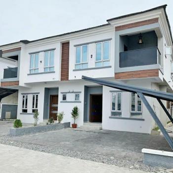 Fully Furnished 4 Bedroom Duplex with a Bq, Victoria Bay Estate Ikate, Lekki, Lagos, Semi-detached Duplex for Sale
